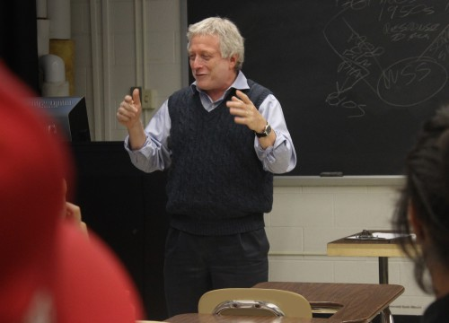 Faculty Ron Snyder