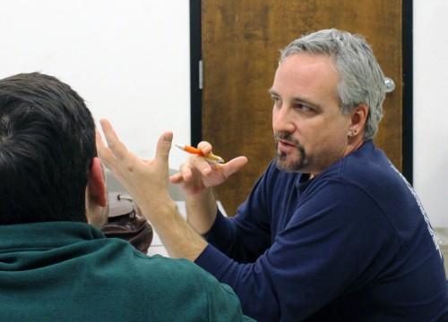 Faculty Member Tim Rafael