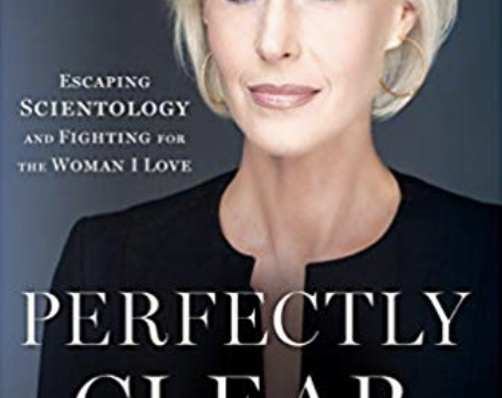 """cover of the book """"Perfectly Clear."""""""